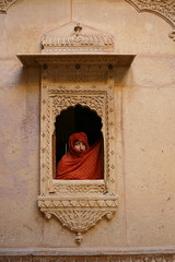 Patwa (Buzia) Tags: india window jaisalmer haveli rajastan mariola patwa lpwindows