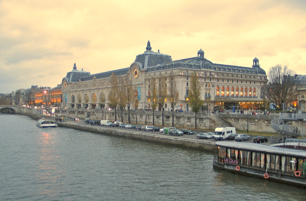 Museu de Orsay in Paris