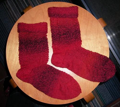 Socken_rot_001