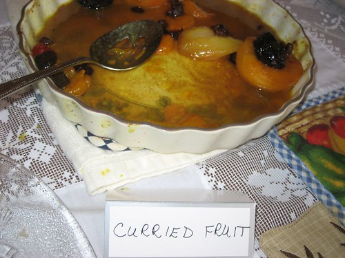 Curried Fruit