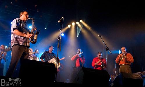 Festival de Orejo: Fanfare Ciocarlia