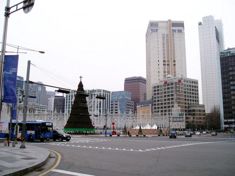 Площадь перед мэрией