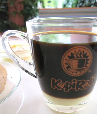 coffee with condensed milk