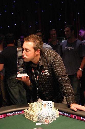 APPT Grand Final Winner Grant Levy
