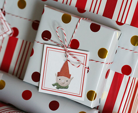 gift wrapping '07