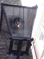 Gas lamp still working (maggie jones.) Tags: light london gaslamp lamps lamposts