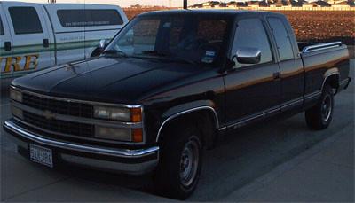 chevy 1992 silverado 1500