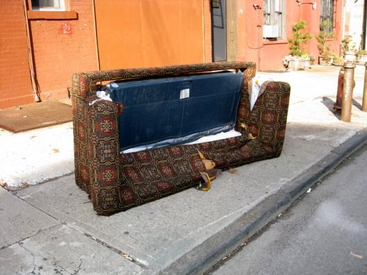 Driggs Avenue Couch
