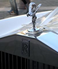 Rolls Royce (isa_per) Tags: car rollsroyce weddingcar ilovemypic