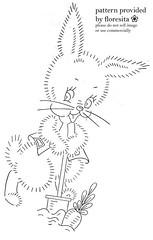 Mailorder 85 - fuzzy rabbit
