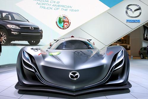 Mazda Furai (Мазда Фураи)