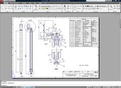 AutoCAD 2009 UI
