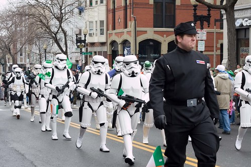 The Dark Side of the Parade?
