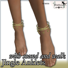 ankletgold
