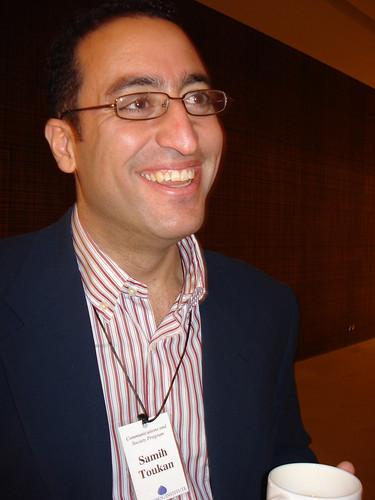 Samih Toukan of Maktoub