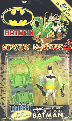 Midnight Hunter Batman in package