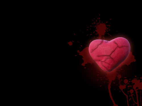 Crepe sul cuore di L0r3, su Flickr