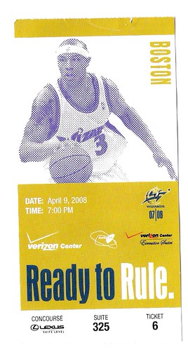 Wizards Ticket by terren in Virginia, on Flickr