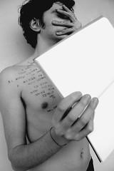 YOU'RE NOT MY OPEN BOOK, ANYMORE. (anna☆morosini) Tags: anna f morosini