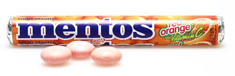Red Orange Mentos (Netherlands)