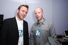 Ben Whitehouse, Jesper Juul (The Webby Awards) Tags: webbys jesperjuul benwhitehouse