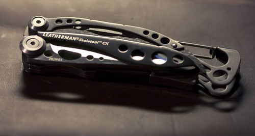 Leatherman Skeletool CX