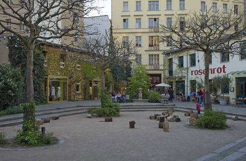Prenzluer berg and Mitte