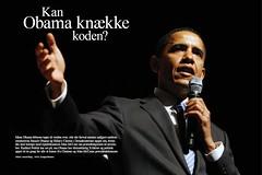 Kan Obama knække koden?