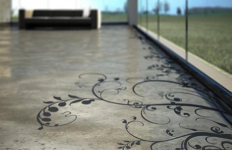 Decorate-Floor-Flower-pattern-images2