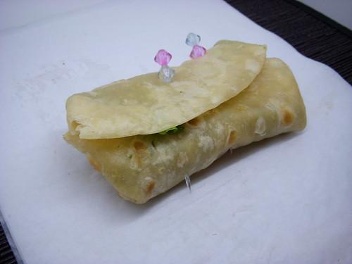 5 Trout Burrito
