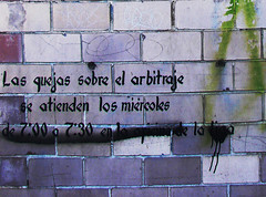 quejas arbitraje (ix 2015) Tags: mxico mexico df chilangolandia israfel67 deportivoxochimilco