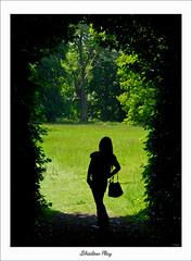 Silhouette (scuba_dooba) Tags: shadow tree green grass silhouette frame filipina soe pinoy flickrpeople supershot diamondclassphotographer flickrdiamond goldstaraward goldenheartaward