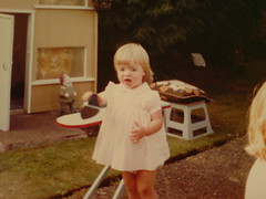 Holly very little (goreckidawn) Tags: old children dawn little photos holly wee grandad toddlers nan ye olde