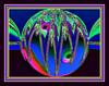 Space Ball (Rebel XT Shots / Bobbie) Tags: kaleidospheres kaleifractals