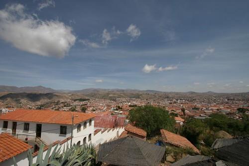 Mirador - Sucre, Bolivia.