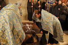 The Laying of the Foundation Stone of Saint John the Russian's Church / Закладка храма св. Иоанна Русского (33) 20.02.2017