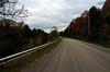 Chemin Claybank (le Brooklands) Tags: abercorn cheminclaybank d7000 gravel québec road sigma1224mm