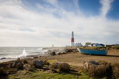 Portland Bill (Sally Dunford) Tags: sallyfebruary2017 portlandbill lighthousedorset portland britishcoast canon7d canon1755mm