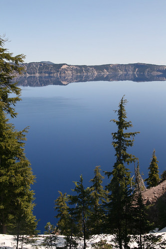 Crater Lake National Park June 2009