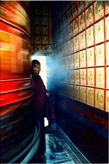 Nepal, Tibetan Man