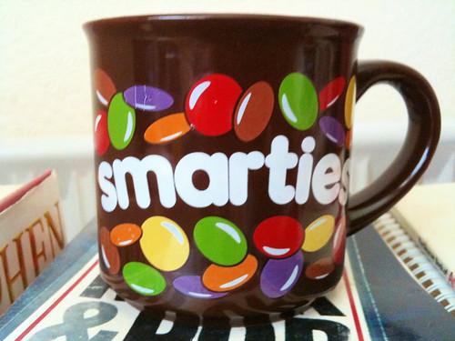 Smarties Mug