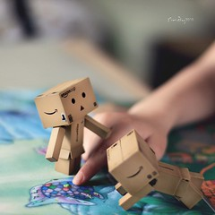 Long, long time ago... (sndy) Tags: toy taiwan sindy danbo danboard