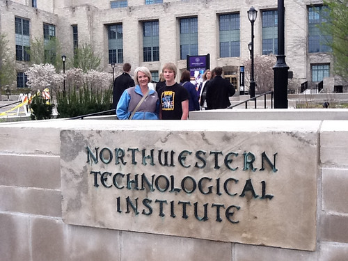 At Northwestern's Technological Institute