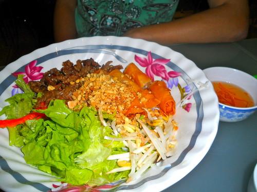 Huong Giang Bun Thit Nuong Cha Gio