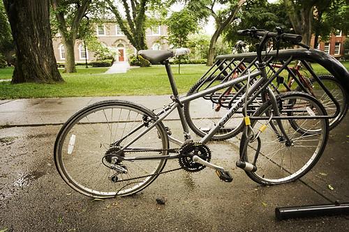 wet bikes @ rutgers