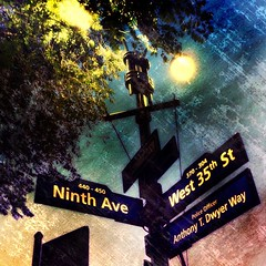 Ninth and 35th