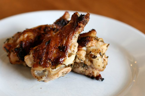 Rosemary Chicken Wings 1