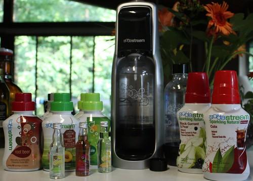 SodaStream Setup