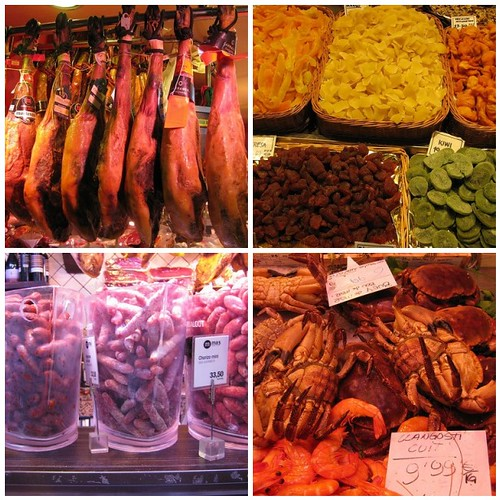 Barcelona-markt by lheure.bleue