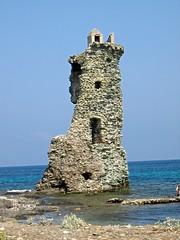 Tour de Santa Maria au Cap Corse